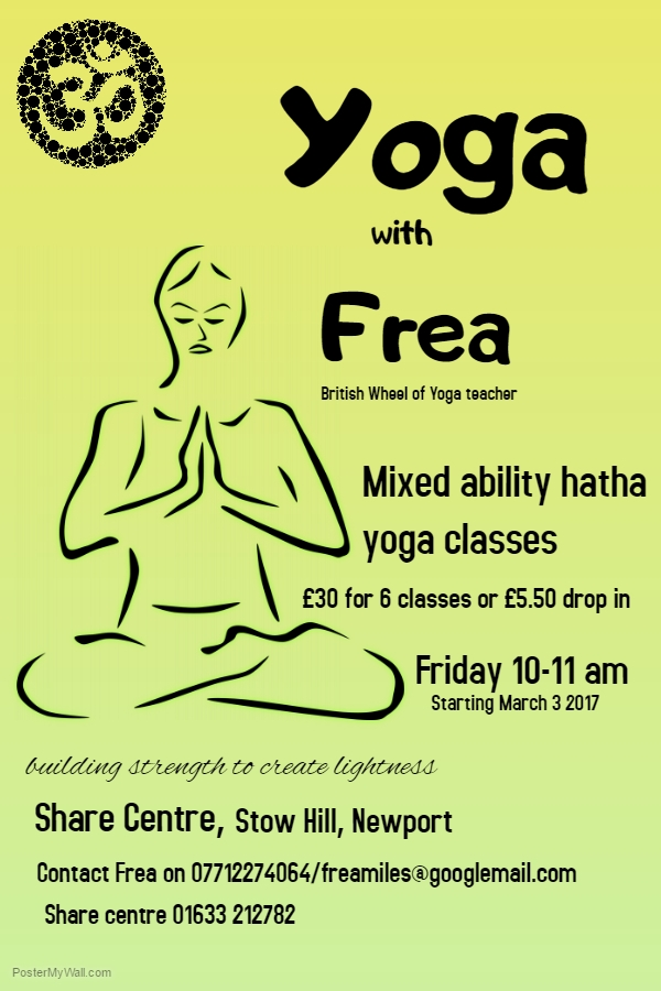 Share Centre Yoga classes (3)
